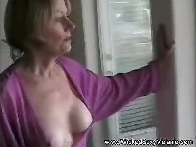 Mom Wants Her Stepson's Cock Now