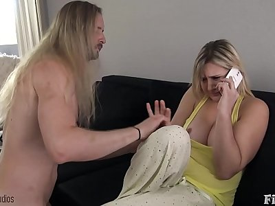 Mom Gets Fucked By Sleepwalking Son - Fifi Foxx & Cock Ninja